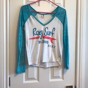 Long sleeve roxy shirt